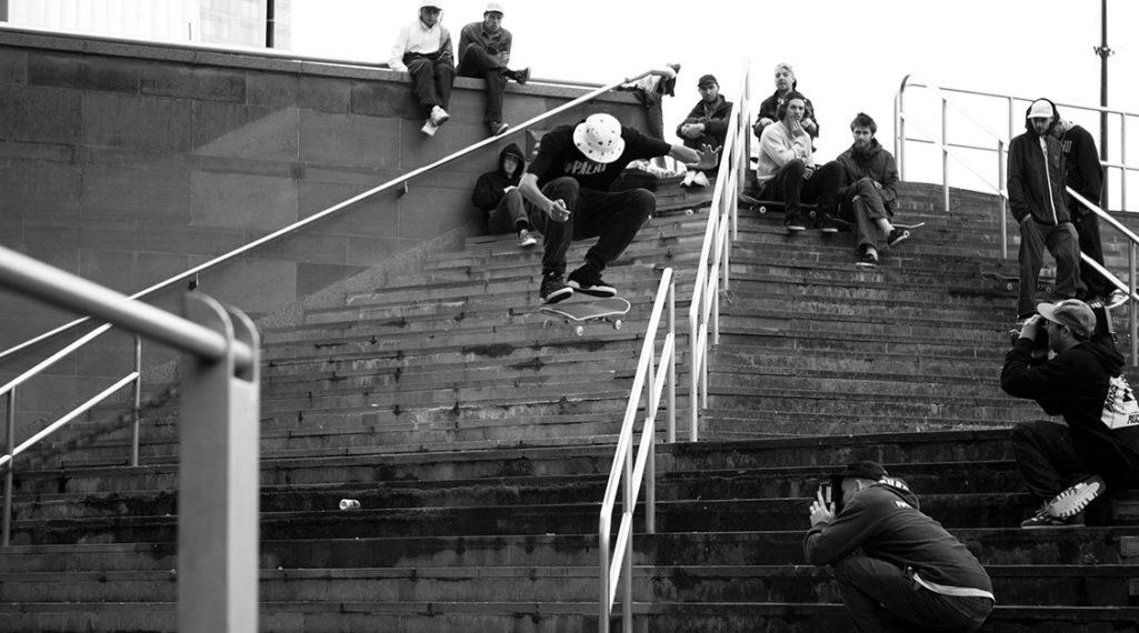 Against The Grain : la première expo retraçant toute l'Histoire du skateboard !