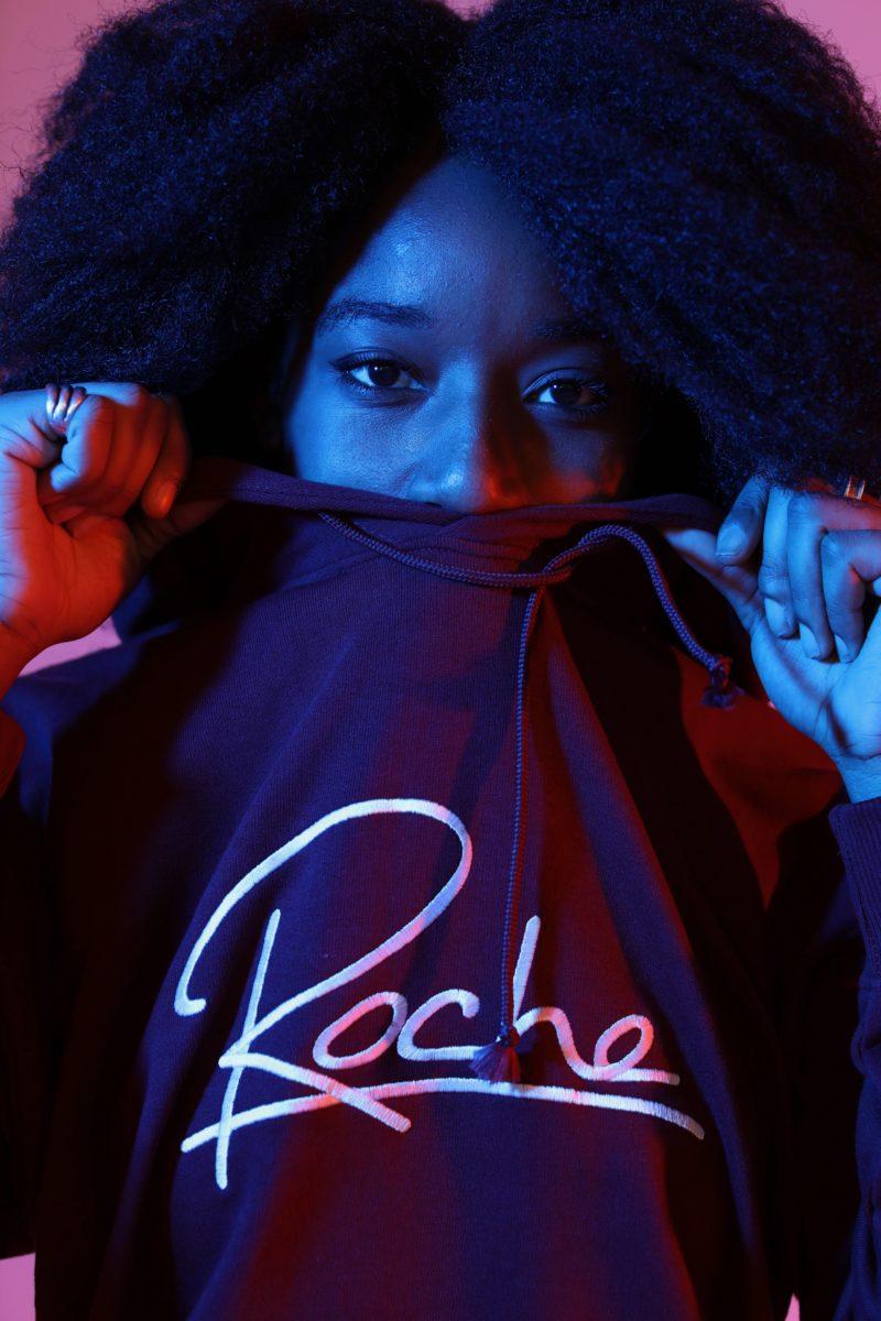 Roche Musique Merch Merchandising Streetwear electro logo - Le label Roche Musique lance sa première collection de streetwear