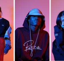 Le label Roche Musique lance sa première collection de streetwear