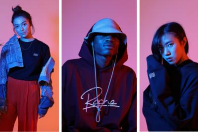 Roche Streetwear 400x268 - Le label Roche Musique lance sa première collection de streetwear