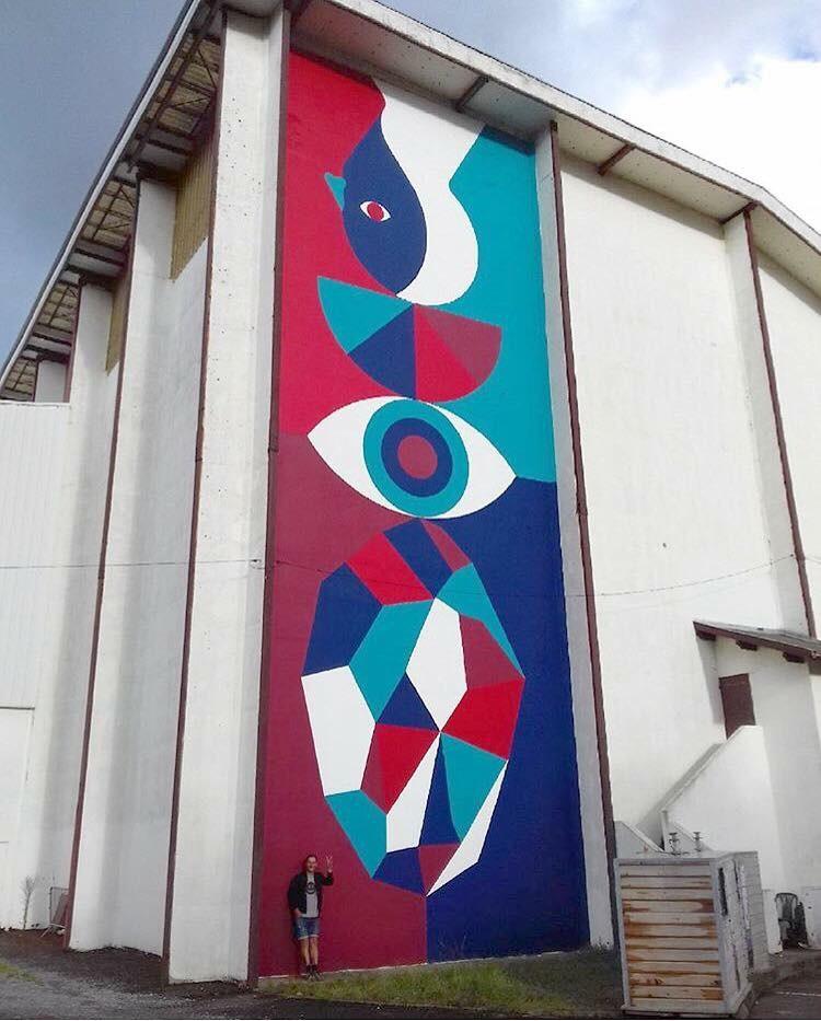 colorama street art festival biarritz couleurs hello copyright katyparis - Où partir cet été ? À la découverte des meilleurs festivals de street art en Europe