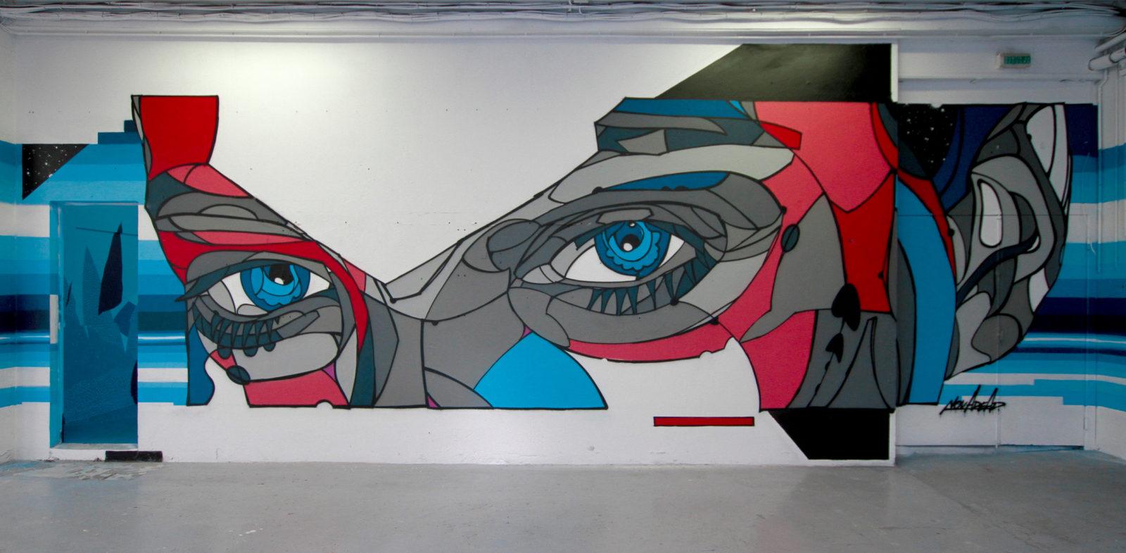 colorama street art festival biarritz couleurs novadead copyright katyparis - Où partir cet été ? À la découverte des meilleurs festivals de street art en Europe