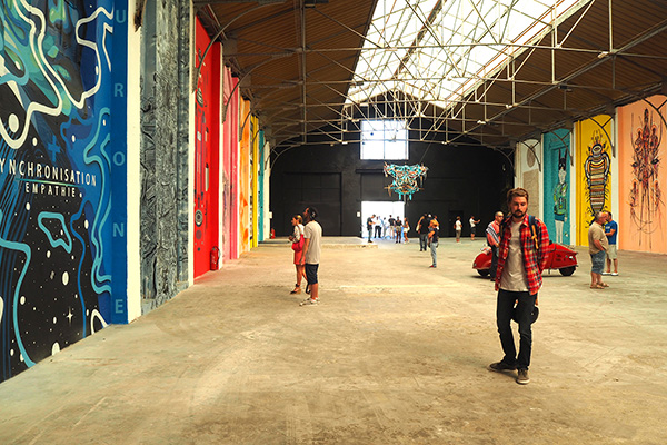 colorama streetart biarritz festival1 12 - Avec le festival Colorama, Biarritz met le street-art à l'honneur !