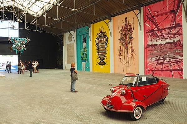 colorama streetart biarritz festival1 13 - Avec le festival Colorama, Biarritz met le street-art à l'honneur !