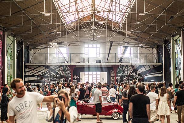 colorama streetart biarritz festival1 16 - Avec le festival Colorama, Biarritz met le street-art à l'honneur !