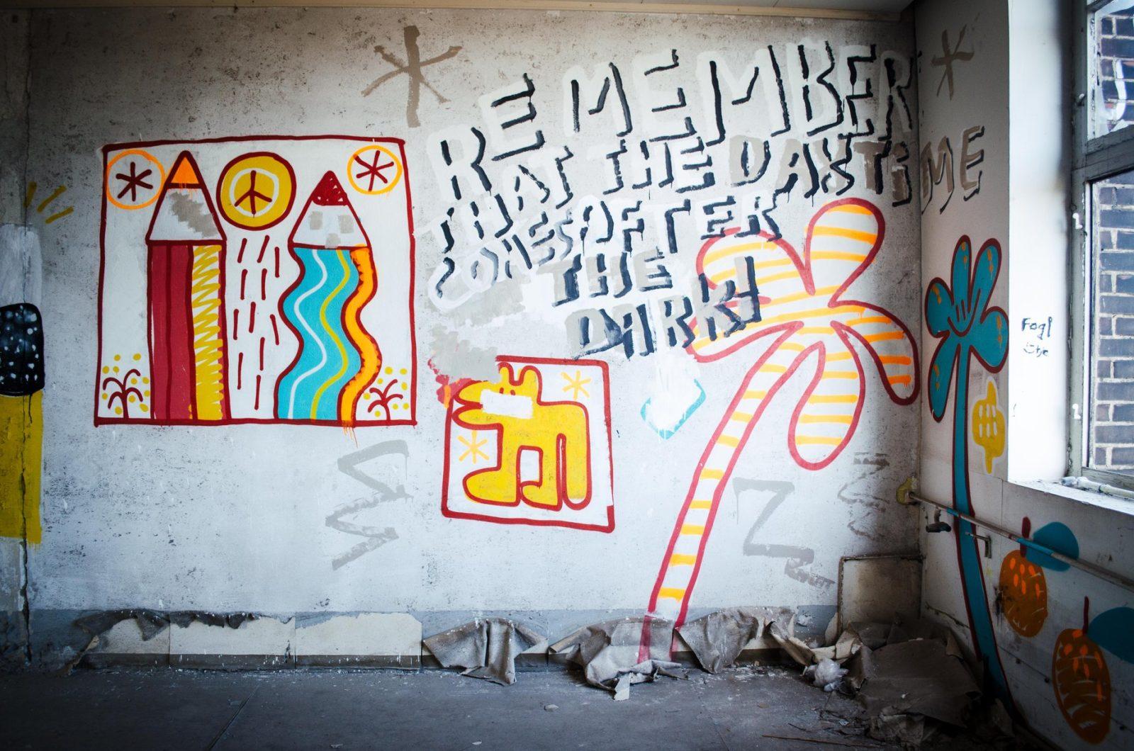 iBUG street art festival allemagne urbex friche abandonnee Billy copyright Loquita Pictures - Où partir cet été ? À la découverte des meilleurs festivals de street art en Europe