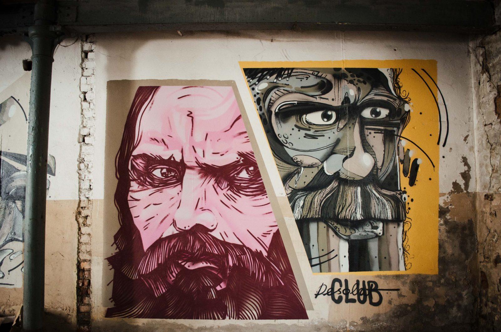 iBUG street art festival allemagne urbex friche abandonnee Club Desolat copyright Loquita Pictures - Où partir cet été ? À la découverte des meilleurs festivals de street art en Europe