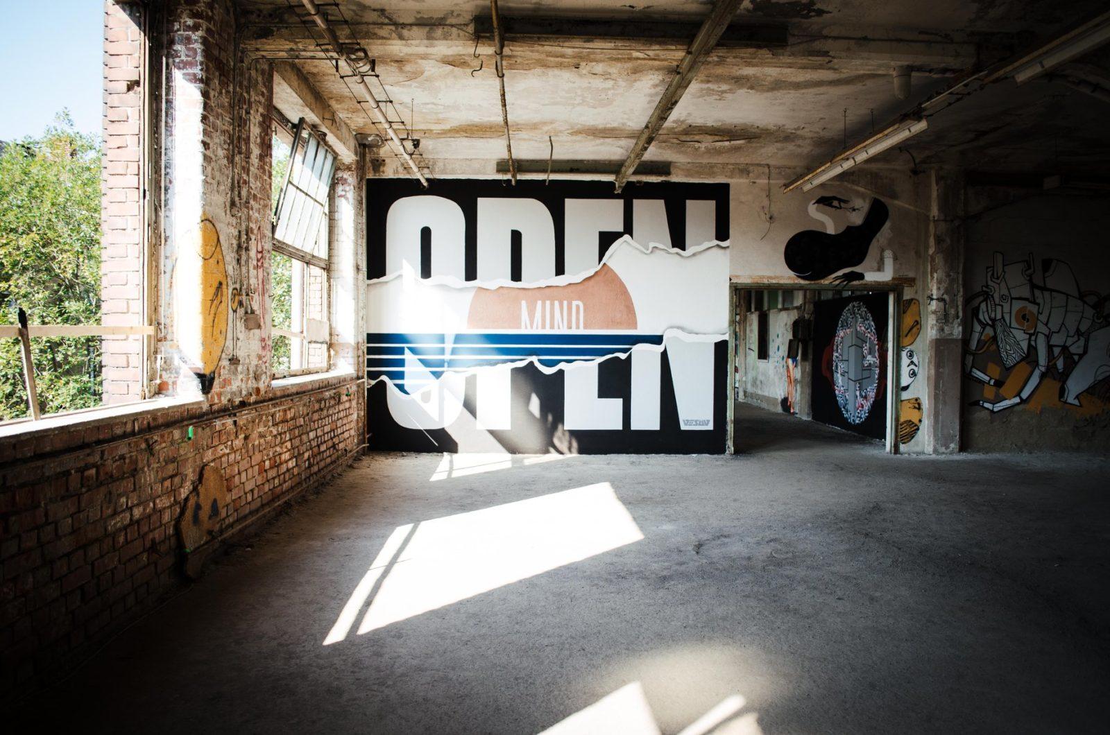 iBUG street art festival allemagne urbex friche abandonnee VESUV copyright Loquita Pictures - Où partir cet été ? À la découverte des meilleurs festivals de street art en Europe