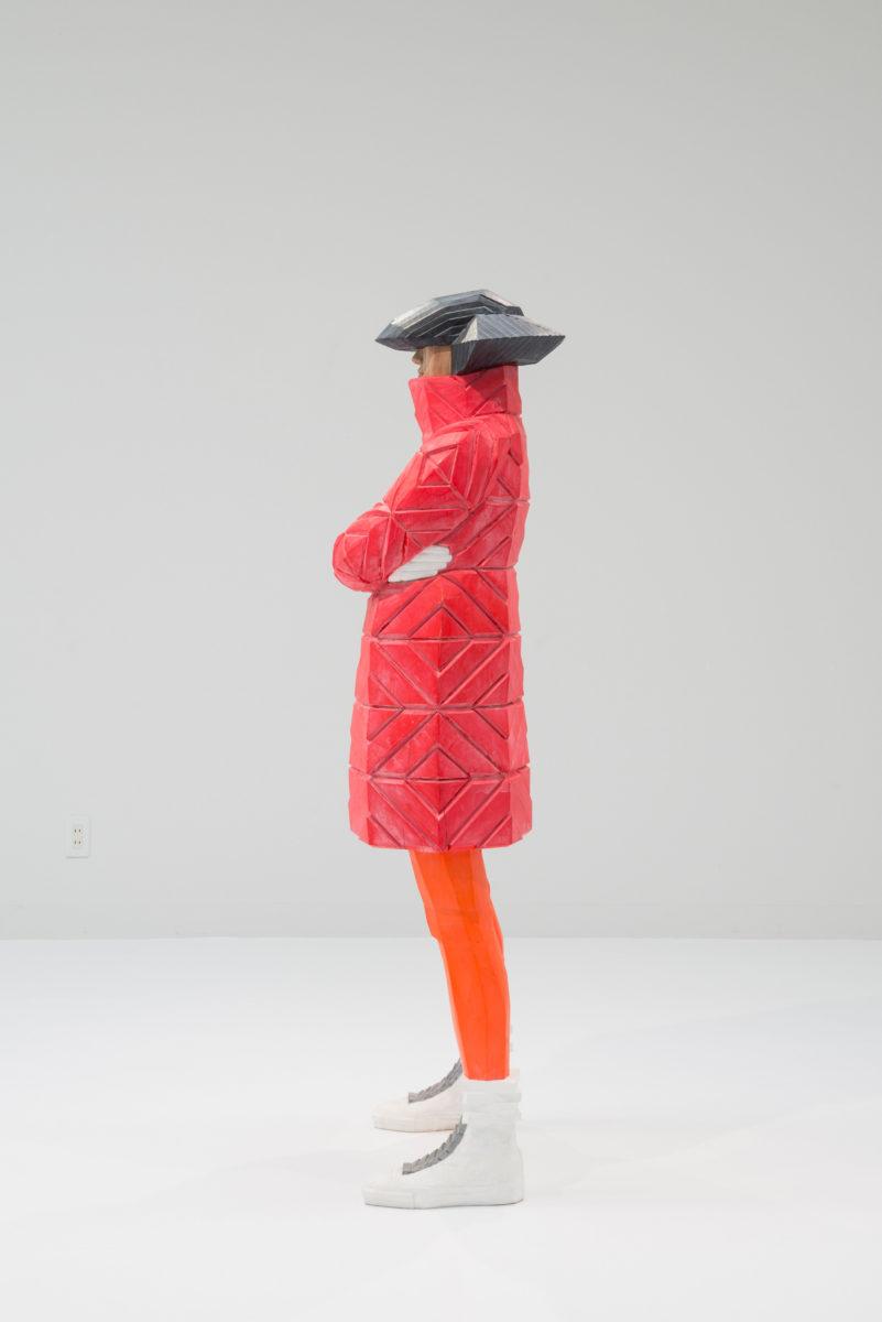 taku obata radar sculpture art hiphop dessin streetwear - BUST A MOVE : Taku Obata célèbre le breakdance en sculptant des danseurs en plein mouvement