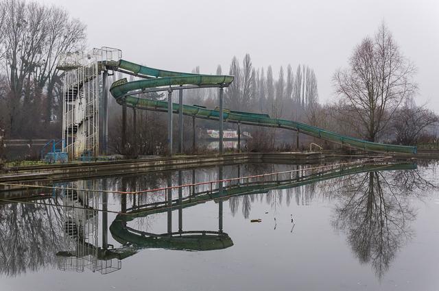 Physiopolis 1urbex radar exploration piscine abandon fantome - Piscines olympiques et parcs aquatiques : les plus beaux spots abandonnés