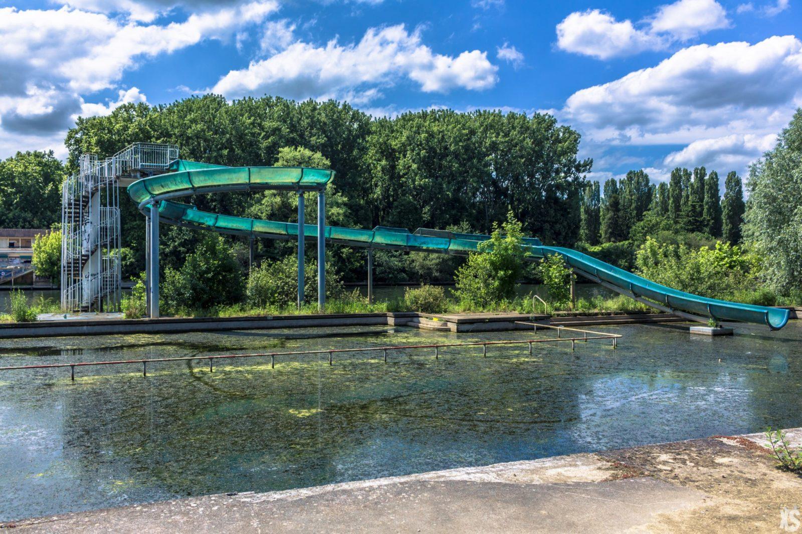 Physiopolis 7urbex radar exploration piscine abandon fantome - Piscines olympiques et parcs aquatiques : les plus beaux spots abandonnés