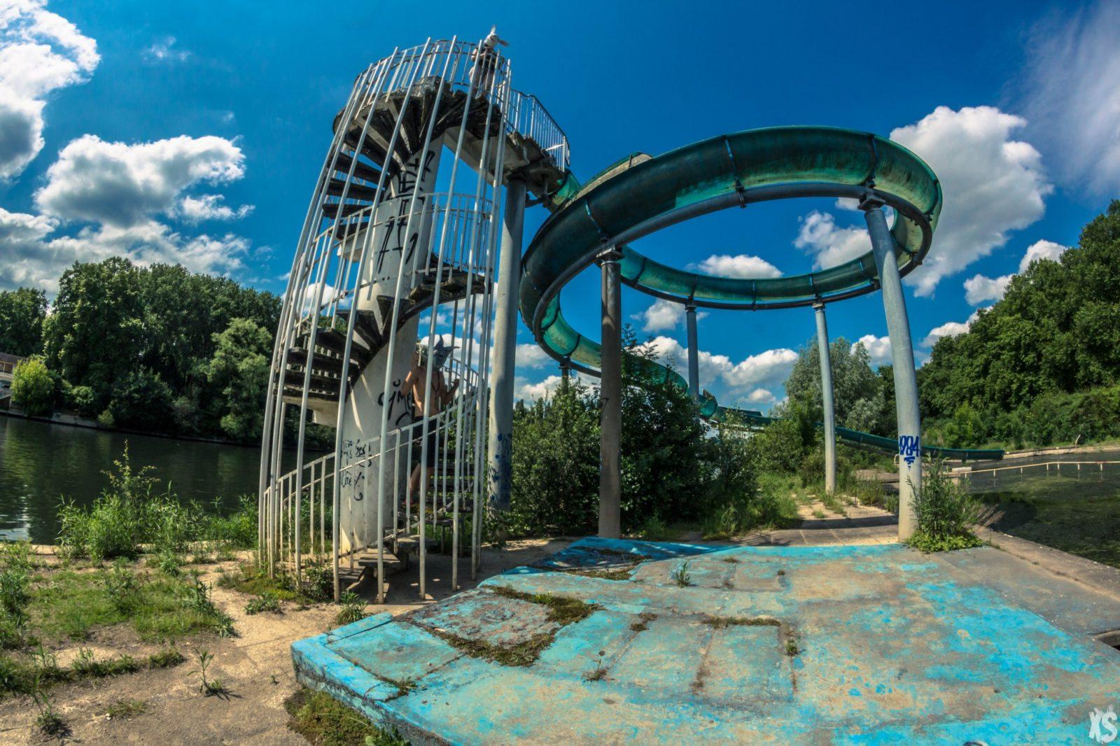 Physiopolis 8urbex radar exploration piscine abandon fantome - Piscines olympiques et parcs aquatiques : les plus beaux spots abandonnés