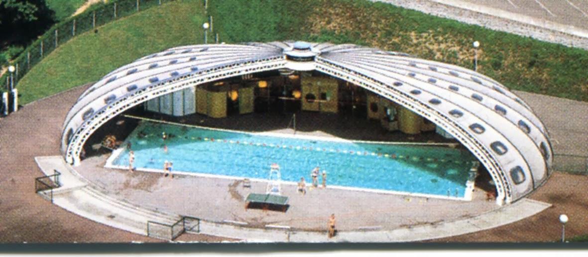 Piscines Tournesol 5urbex radar exlporation piscine abandon fantome - Piscines olympiques et parcs aquatiques : les plus beaux spots abandonnés