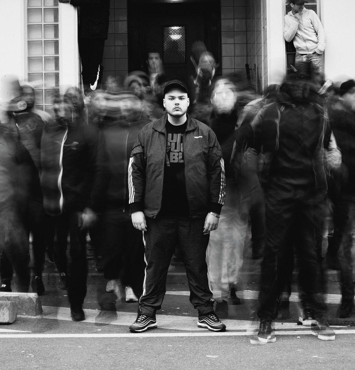 Remy auber fifou pochette radar album rap francais - Fifou, le photographe derrière les meilleures covers du rap français