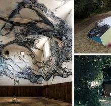 «Emancipation» : À Marseille, l'art urbain s'expose dans un ancien couvent