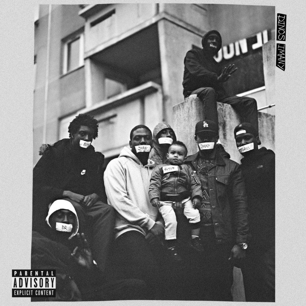 fifou pochette album cover rap dinos - Fifou, le photographe derrière les meilleures covers du rap français