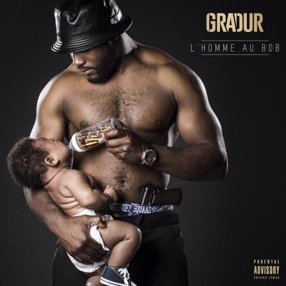 fifou pochette album cover rap gradur - Fifou, le photographe derrière les meilleures covers du rap français