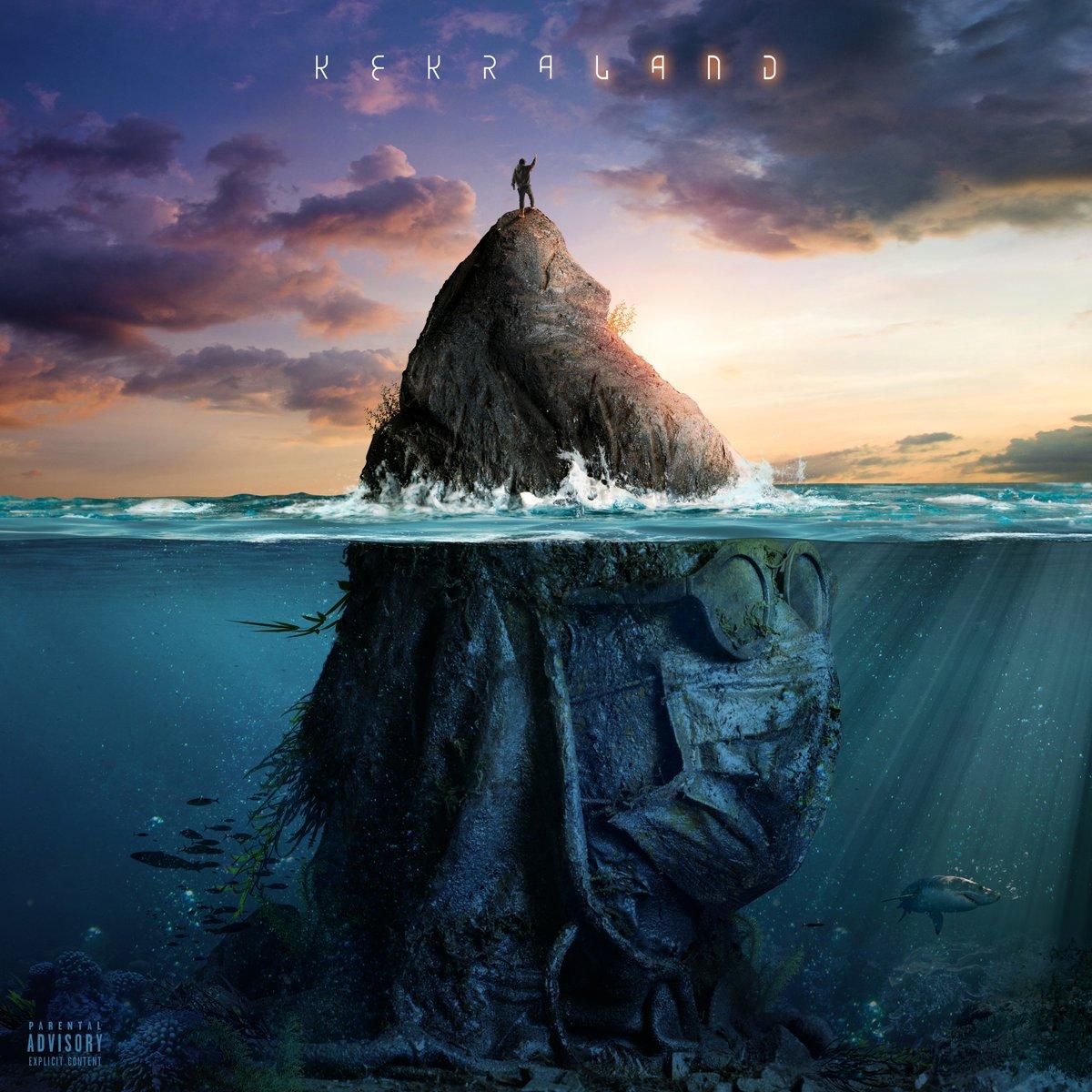 fifou pochette album cover rap kekra - Fifou, le photographe derrière les meilleures covers du rap français
