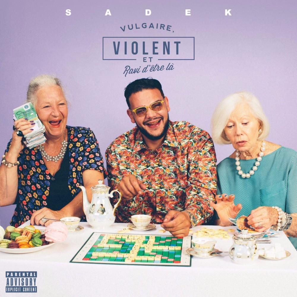 fifou pochette album cover rap sadek - Fifou, le photographe derrière les meilleures covers du rap français