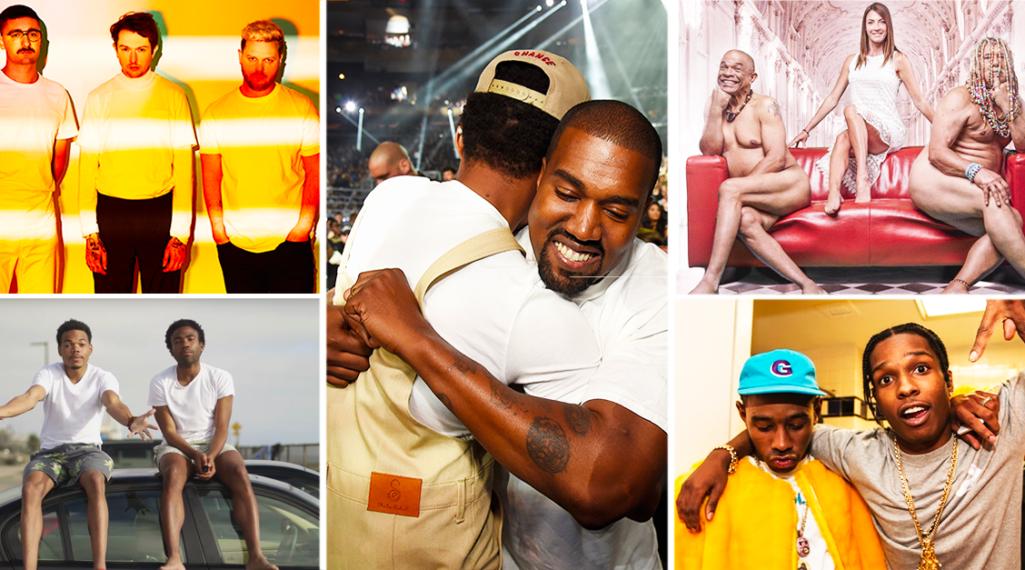 Les albums collaboratifs rap les plus attendus de la rentrée