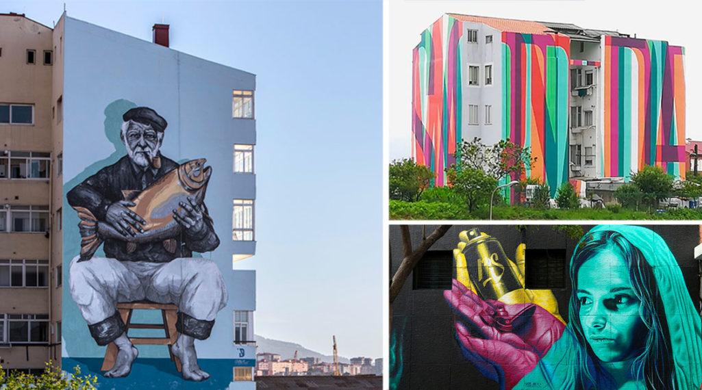 Destination Vigo, la nouvelle capitale espagnole du street art