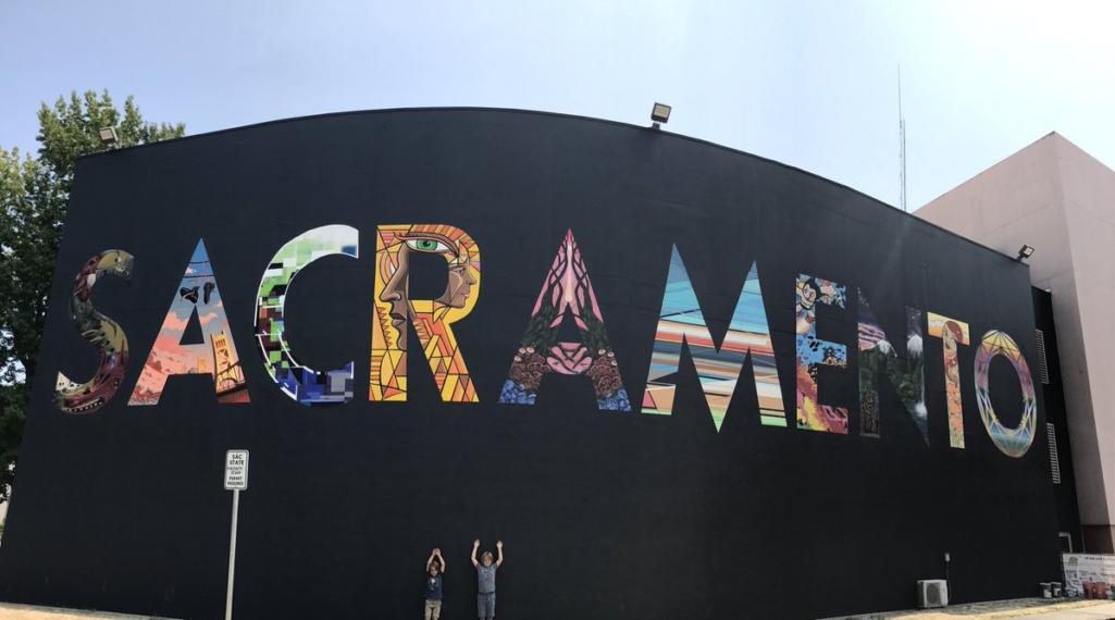 Les 10 murales les plus marquantes du festival Wide Open Walls Sacramento