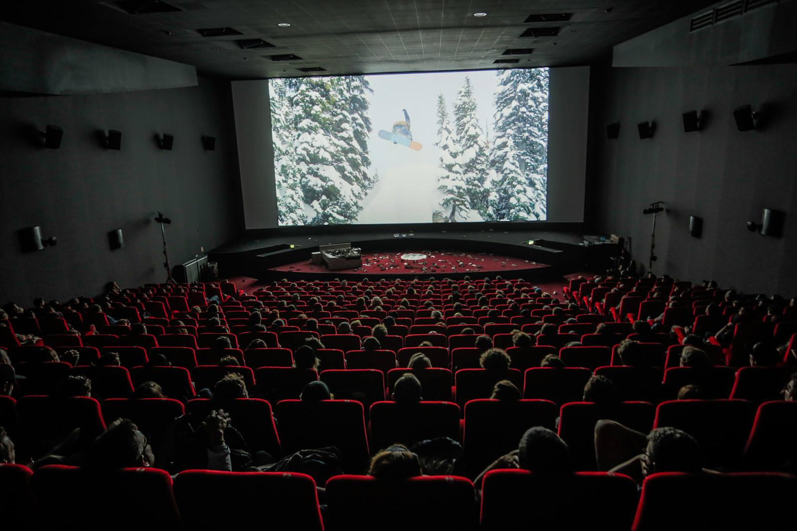 Festival High Five 2018 Cinema - Films, big air, animations : le High Five festival célèbre le ski sous toutes ses formes !