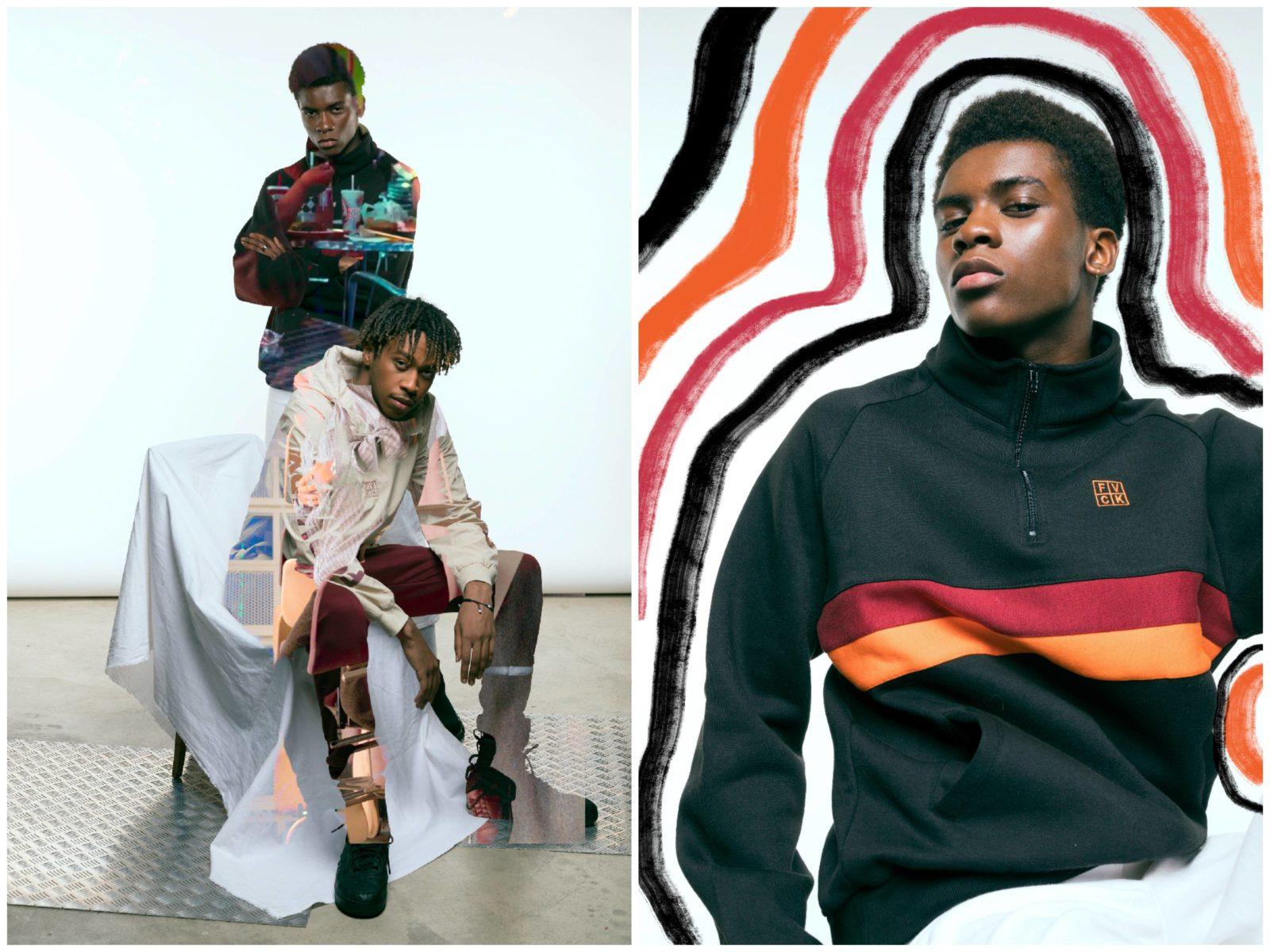 """For Very Cool Kids streetwear france paris marque rentre lookbook culture 4 - Le streetwear """"à la française"""" : 5 nouvelles marques à chiner sans traîner"""