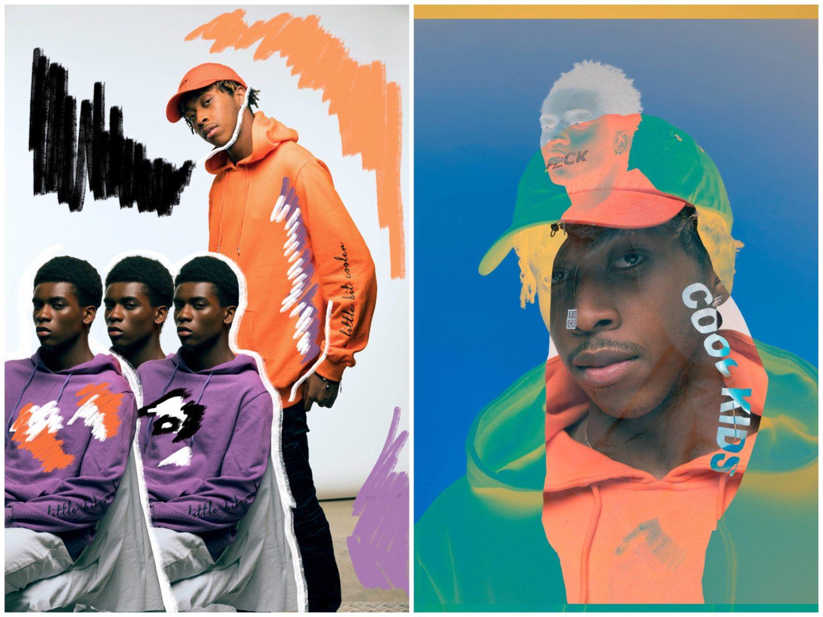 """For Very Cool Kids streetwear france paris marque rentre lookbook culture 7 - Le streetwear """"à la française"""" : 5 nouvelles marques à chiner sans traîner"""
