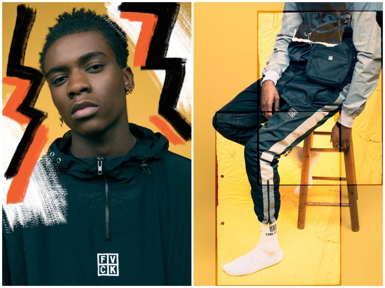 """For Very Cool Kids streetwear france paris marque rentre lookbook culture - Le streetwear """"à la française"""" : 5 nouvelles marques à chiner sans traîner"""
