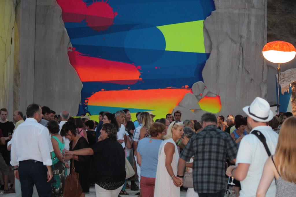 Karriere fresque streetart culture3 - En Bourgogne, des fresques murales monumentales réveillent une ancienne carrière !