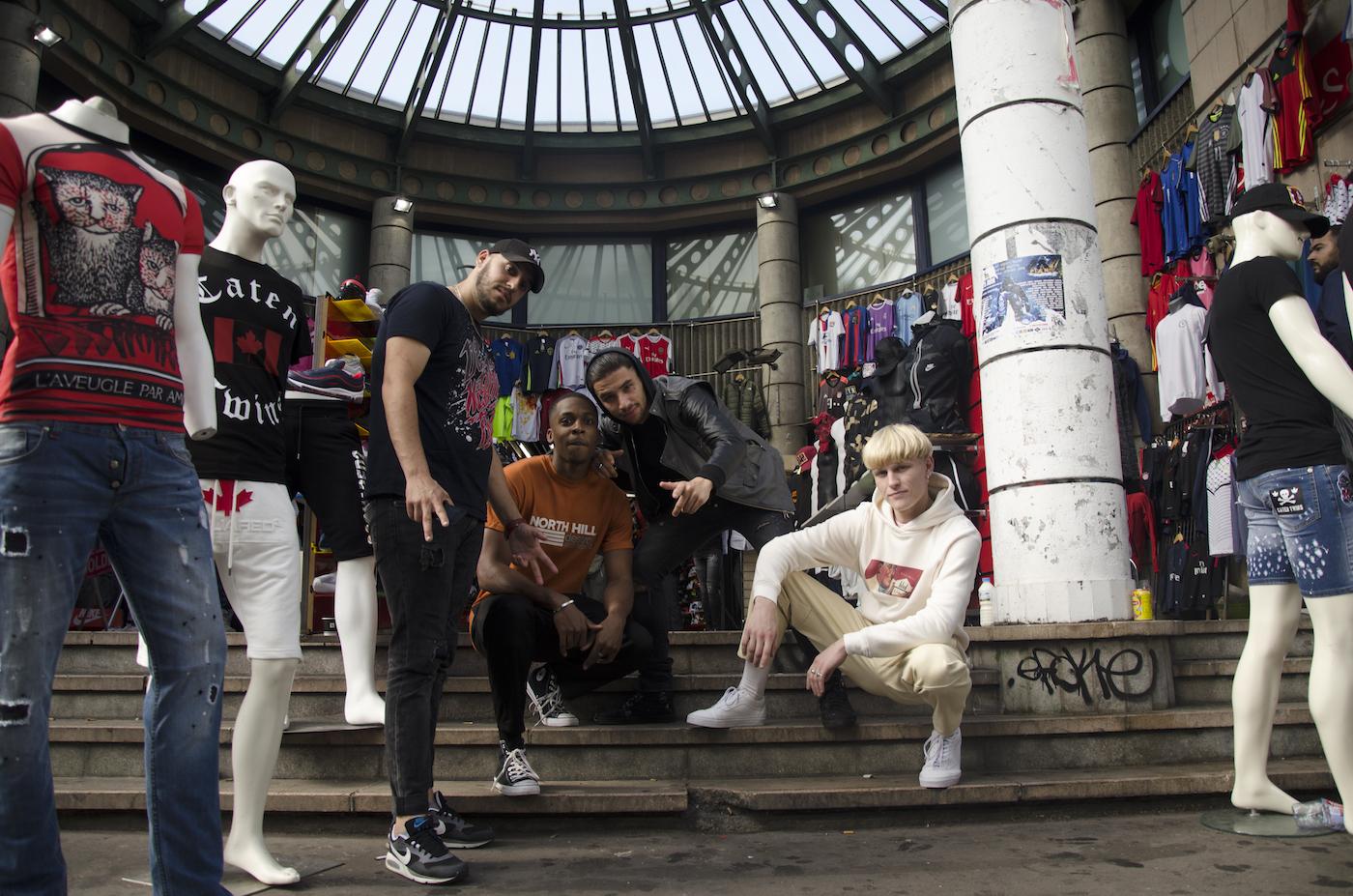 """Noth Hill streetwear france paris marque rentre lookbook culture  - Le streetwear """"à la française"""" : 5 nouvelles marques à chiner sans traîner"""
