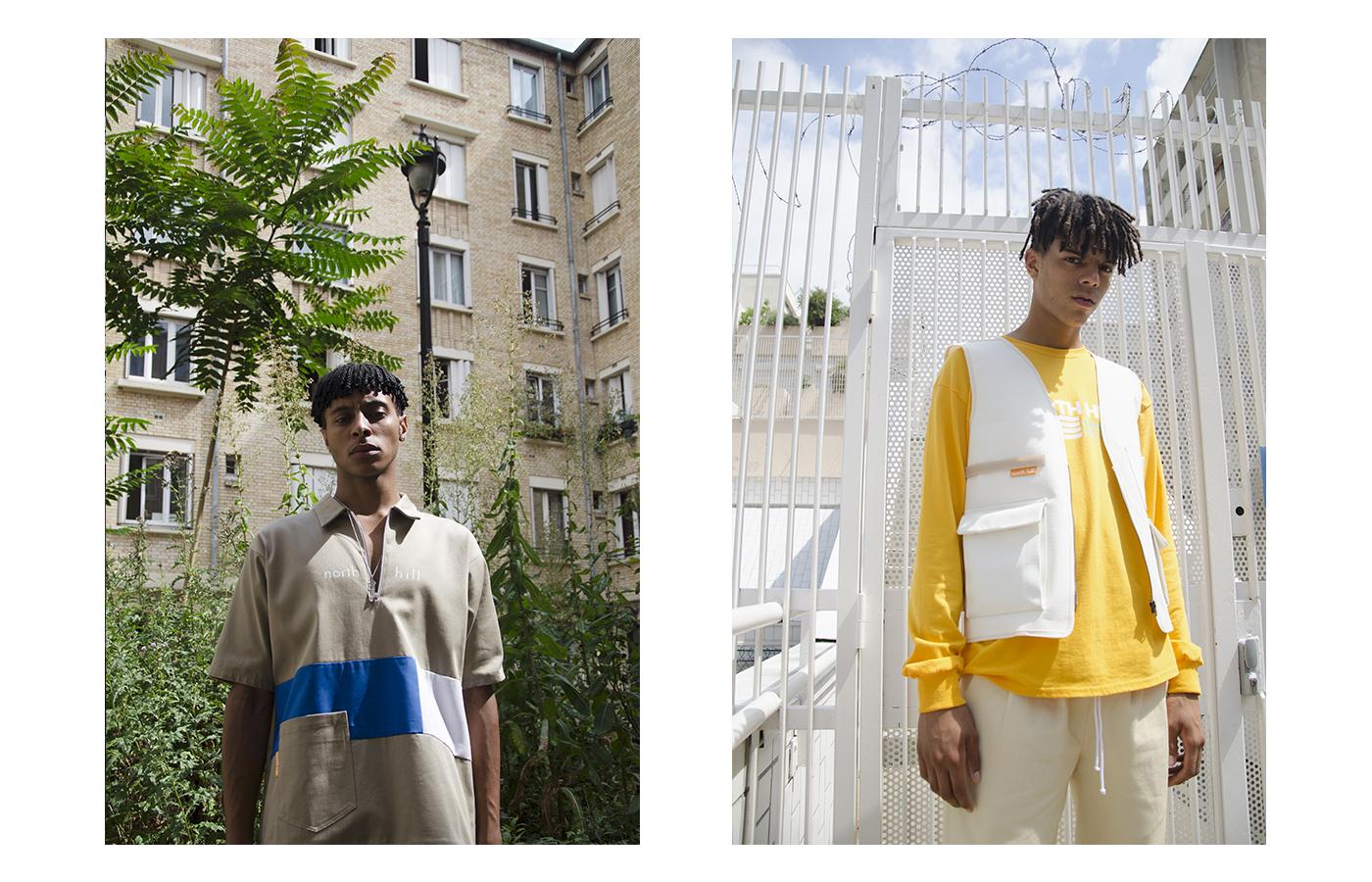 """Noth Hill streetwear france paris marque rentre lookbook culture 3 - Le streetwear """"à la française"""" : 5 nouvelles marques à chiner sans traîner"""