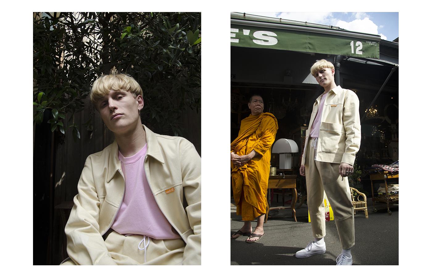 """Noth Hill streetwear france paris marque rentre lookbook culture 5 - Le streetwear """"à la française"""" : 5 nouvelles marques à chiner sans traîner"""