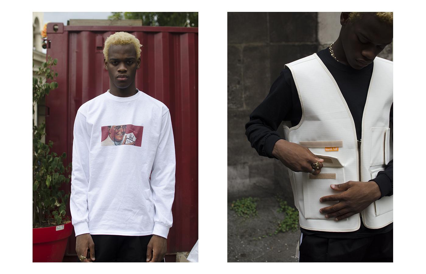 """Noth Hill streetwear france paris marque rentre lookbook culture 6 - Le streetwear """"à la française"""" : 5 nouvelles marques à chiner sans traîner"""