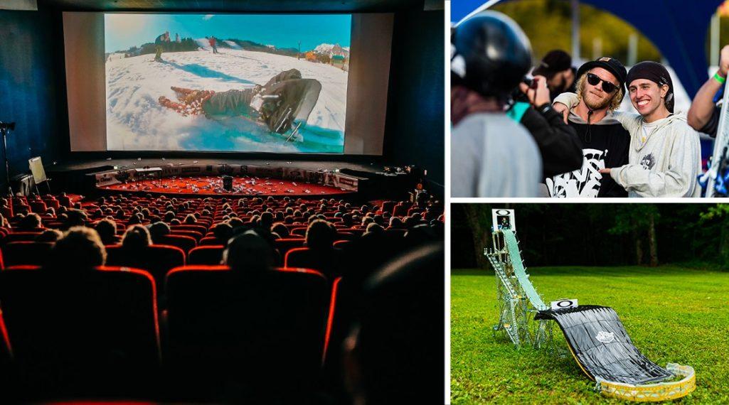 Films, big air, animations : le High Five festival célèbre le ski sous toutes ses formes !
