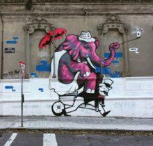 Le street art à Montevideo ? Un art de vivre !