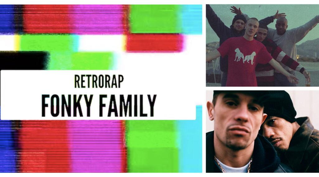 RetroRap : plongez dans les archives de l'INA sur le rap français !