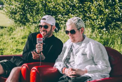 Biffty Dj Weedim Under The RADAR 400x268 - Biffty & DJ Weedim - Interview Under The RADAR