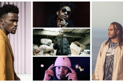 Montage Rap Anglophone 1 400x268 - De Gracy Hopkins à Mikano: 5 rappeurs français qui ont choisi l'anglais