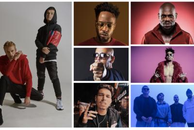 Mosaique clip novembre rap 400x268 - Les premiers clips rap à retenir de ce mois de novembre