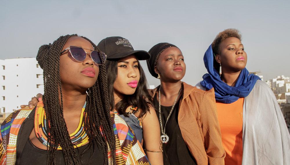 Freevoices : le collectif rap féminin qui fait entendre sa voix au Sénégal