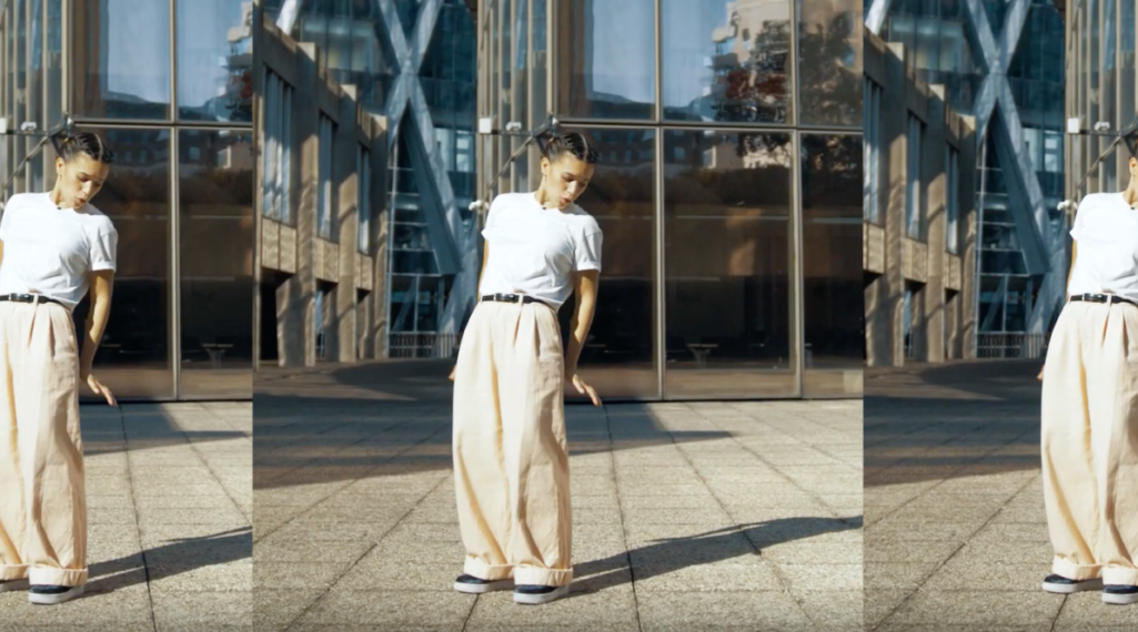 TUTO : la danseuse hip-hop Laura Nala décortique le «Dark scale», son move signature