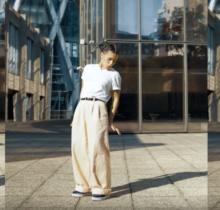 TUTO : la danseuse hip-hop Laura Nala décortique le « Dark scale », son move signature
