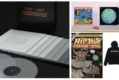 cadeaux 400x268 - 7 idées de cadeaux cools à offrir à Noël aux amateurs de musiques urbaines
