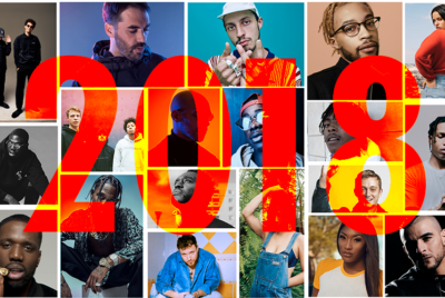 playlist rap hiphop 2018 radar Soundsgood bilan 400x268 - PLAYLIST : 50 morceaux pour revivre les temps forts de 2018