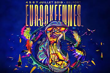 EurocksImage 1 - EUROCKÉENNES, #FESTIVAL