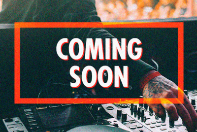 coming soon 1 400x268 - ON AIR – 1ere live session en juin !