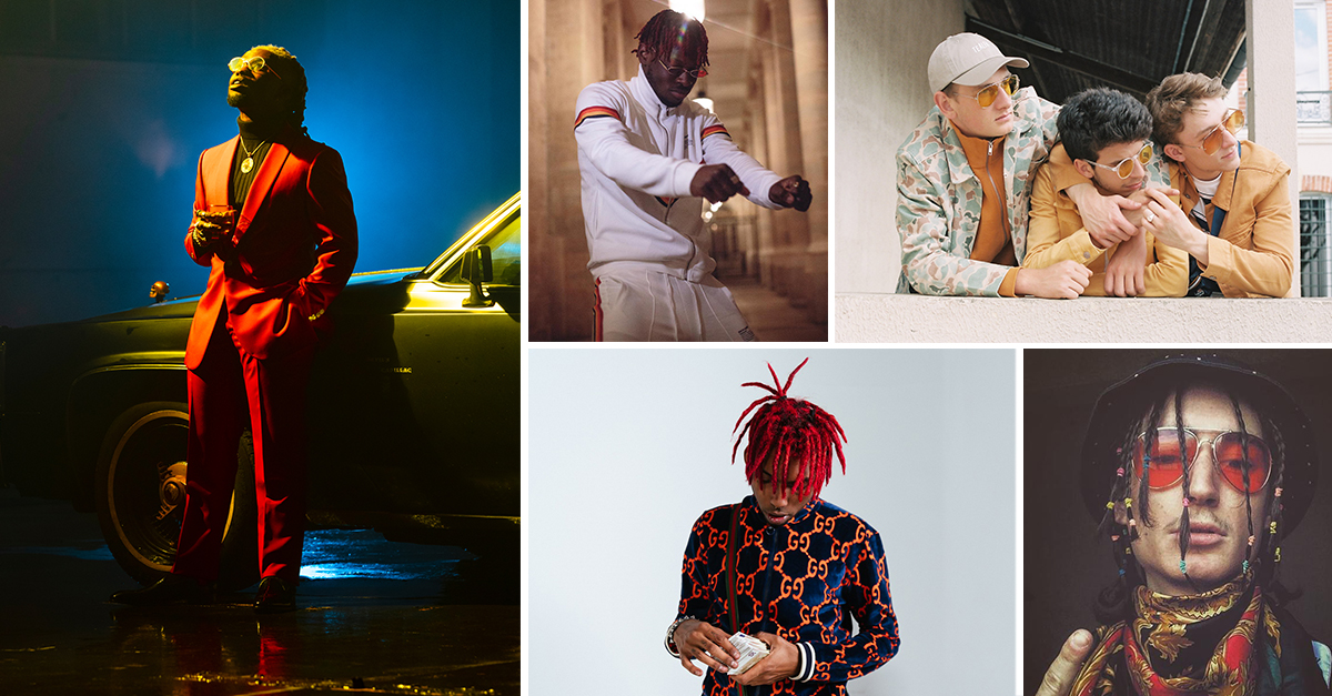 Jok'air, 2Cheese, 47TER, Bolemvn, Youv Dee… RADAR pose sa scène rap au Fise !