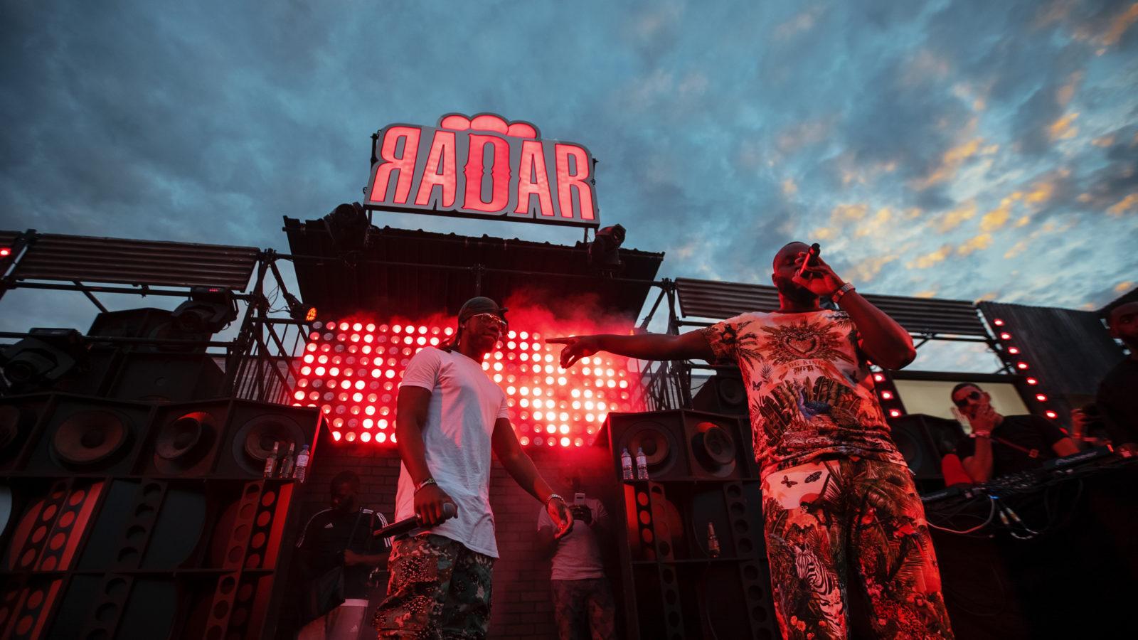 Retour en images sur la scène RADAR à Solidays